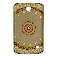 Mandala Art Ornament Pattern Samsung Galaxy Tab 4 (7 ) Hardshell Case