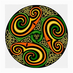Celtic Celts Circle Color Colors Medium Glasses Cloth (2 Side)