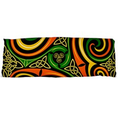 Celtic Celts Circle Color Colors Body Pillow Case (dakimakura)