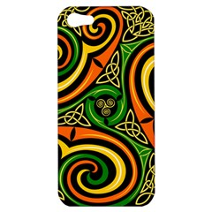 Celtic Celts Circle Color Colors Apple Iphone 5 Hardshell Case