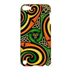 Celtic Celts Circle Color Colors Apple Ipod Touch 5 Hardshell Case by Nexatart