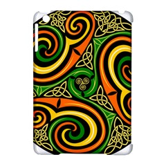 Celtic Celts Circle Color Colors Apple Ipad Mini Hardshell Case (compatible With Smart Cover) by Nexatart