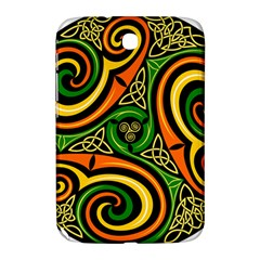 Celtic Celts Circle Color Colors Samsung Galaxy Note 8 0 N5100 Hardshell Case  by Nexatart