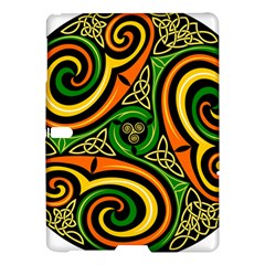 Celtic Celts Circle Color Colors Samsung Galaxy Tab S (10 5 ) Hardshell Case