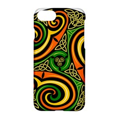 Celtic Celts Circle Color Colors Apple Iphone 7 Hardshell Case by Nexatart