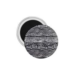 Ethno Seamless Pattern 1 75  Magnets by Nexatart