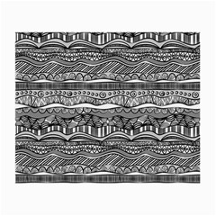 Ethno Seamless Pattern Small Glasses Cloth by Nexatart