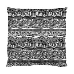 Ethno Seamless Pattern Standard Cushion Case (two Sides)