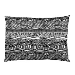 Ethno Seamless Pattern Pillow Case (two Sides)