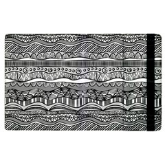 Ethno Seamless Pattern Apple Ipad 3/4 Flip Case