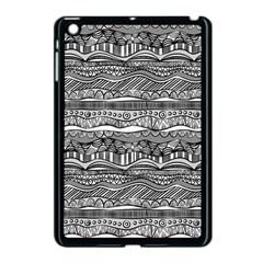 Ethno Seamless Pattern Apple Ipad Mini Case (black)