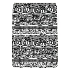 Ethno Seamless Pattern Flap Covers (l)