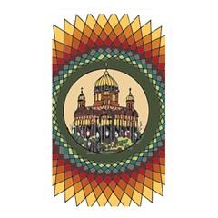 Building Mandala Palace Memory Card Reader