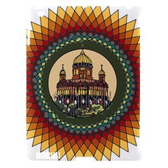 Building Mandala Palace Apple Ipad 3/4 Hardshell Case (compatible With Smart Cover)