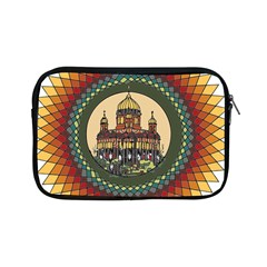 Building Mandala Palace Apple Ipad Mini Zipper Cases by Nexatart