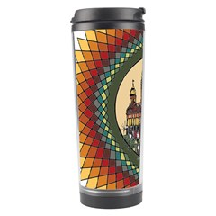 Building Mandala Palace Travel Tumbler