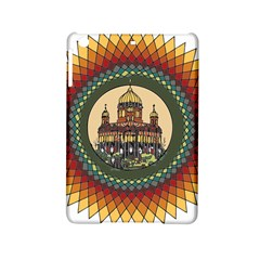 Building Mandala Palace Ipad Mini 2 Hardshell Cases by Nexatart