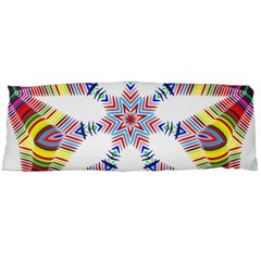 Colorful Chromatic Psychedelic Body Pillow Case Dakimakura (two Sides)