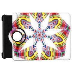 Colorful Chromatic Psychedelic Kindle Fire Hd 7