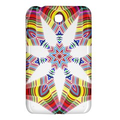 Colorful Chromatic Psychedelic Samsung Galaxy Tab 3 (7 ) P3200 Hardshell Case