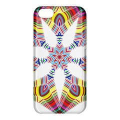 Colorful Chromatic Psychedelic Apple Iphone 5c Hardshell Case