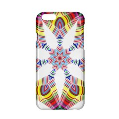Colorful Chromatic Psychedelic Apple Iphone 6/6s Hardshell Case by Nexatart