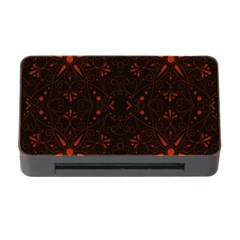 Majestic Pattern A Memory Card Reader With Cf by MoreColorsinLife