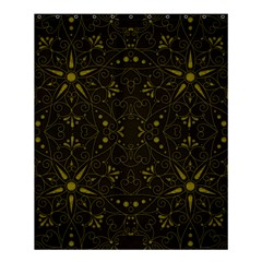 Majestic Pattern F Shower Curtain 60  X 72  (medium)  by MoreColorsinLife