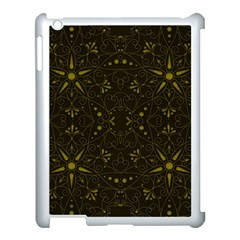 Majestic Pattern F Apple Ipad 3/4 Case (white) by MoreColorsinLife