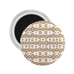 Multicolor Graphic Pattern 2 25  Magnets by dflcprints