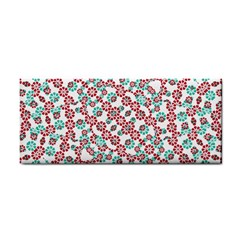 Multicolor Graphic Pattern Cosmetic Storage Cases by dflcprints