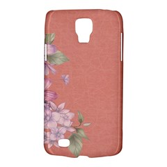 Flower Illustration Rose Floral Pattern Galaxy S4 Active by paulaoliveiradesign