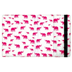 Elephant Pattern Apple Ipad 3/4 Flip Case by stockimagefolio1