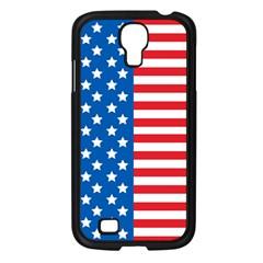 Usa Flag Samsung Galaxy S4 I9500/ I9505 Case (black) by stockimagefolio1