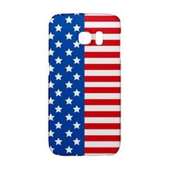 Usa Flag Galaxy S6 Edge by stockimagefolio1