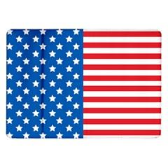 Usa Flag Samsung Galaxy Tab 10 1  P7500 Flip Case by stockimagefolio1