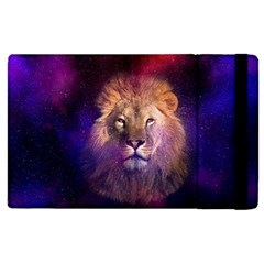 Lion Apple Ipad 3/4 Flip Case by stockimagefolio1