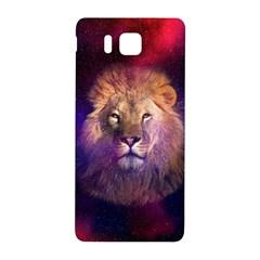 Lion Samsung Galaxy Alpha Hardshell Back Case by stockimagefolio1