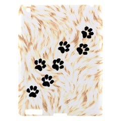 Paws Apple Ipad 3/4 Hardshell Case by stockimagefolio1