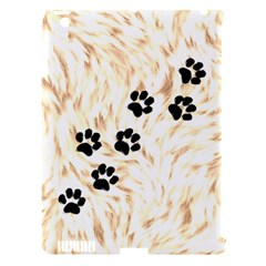 Paws Apple Ipad 3/4 Hardshell Case (compatible With Smart Cover) by stockimagefolio1