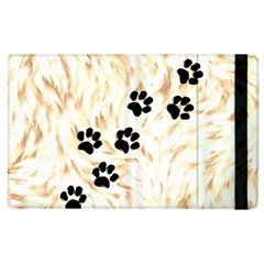 Paws Apple Ipad 3/4 Flip Case by stockimagefolio1
