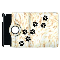Paws Apple Ipad 3/4 Flip 360 Case by stockimagefolio1