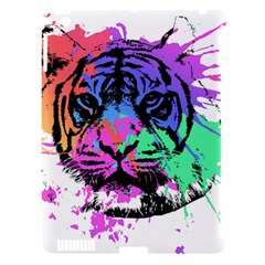 Tiger Apple Ipad 3/4 Hardshell Case (compatible With Smart Cover) by stockimagefolio1