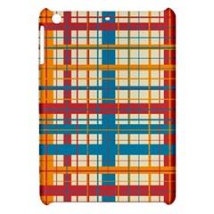 Plaid Pattern Apple Ipad Mini Hardshell Case by linceazul