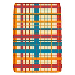 Plaid Pattern Flap Covers (s)  by linceazul