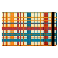 Plaid Pattern Apple Ipad Pro 9 7   Flip Case by linceazul