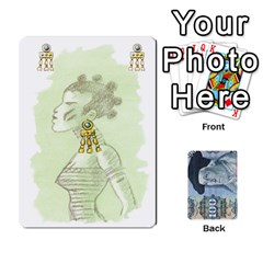 Schaufenster 2of2 By Fccdad   Playing Cards 54 Designs   Idfvn93twf7n   Www Artscow Com Front - Diamond3