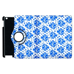 Water Drops Pattern Apple Ipad 3/4 Flip 360 Case by stockimagefolio1