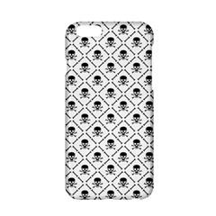 Skull Digital Paper Apple Iphone 6/6s Hardshell Case by stockimagefolio1