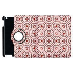 Flower Seamless Pattern Apple Ipad 3/4 Flip 360 Case by stockimagefolio1